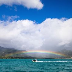 Somewhere over the rainbow :) Somewhere Over, Over The Rainbow, Mauritius, Hotels And Resorts, Paradise, Island, Mountains, Beach, Instagram Posts