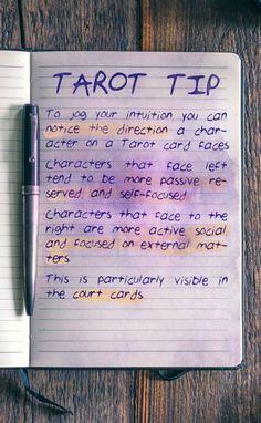 Tarot Tip #tarot #tip
