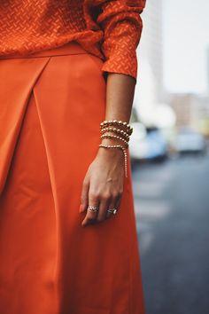 orange and orange