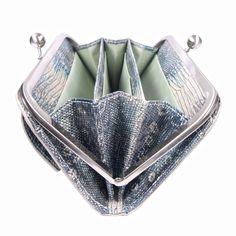Somoni wallet großes Bügelportemonnaie  #Portemoannaie