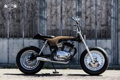 ϟ Hell Kustom ϟ: Honda 500XLS 1979 By Ed Turner Motorcycles