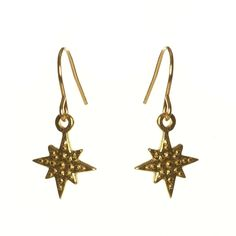 Chibi Jewels - Small Starry Night Earrings - $35.00