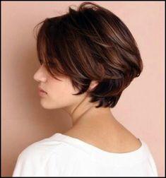 10 stilvolle kurze Bob Haarschnitte, die Ihre Gesichtsform ausgleichen!  - Frauen kurze Frisuren  #ausgleichen #frauen #gesichtsform #haarschnitte #kurze #stilvolle