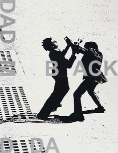 Adam Pendleton. Black Dada