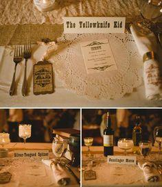 Klondike Wedding Under The Midnight Sun: Deanna + Aaron - Weddbook