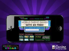 All about new mobile casino with no deposit bonus! When you register you get £5…