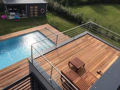 pin by jules on terrasses en cumaru pinterest red cedar. Black Bedroom Furniture Sets. Home Design Ideas