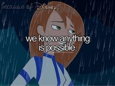 Because of Disney~Kim Possible