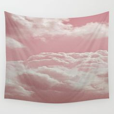 Buy Pink Sky by Asano Kitamura as a high quality Wall Tapestry. Worldwide shipping available at Society6.com. Just one of millions of products available.