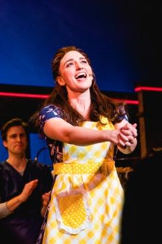 Show everyone what baking can do with official Waitress the Musical merchandise from the Playbill Store! Fashion Themes, All Fashion, Couture Fashion, Vintage Fashion, Waitress Musical, Musical Theatre, Sara Bareilles, Dear Evan Hansen, Period Costumes