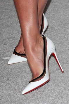 Christian Louboutin High Heel Shoes - New Arrivals | fashionxstyles.com | Flickr - Photo Sharing!