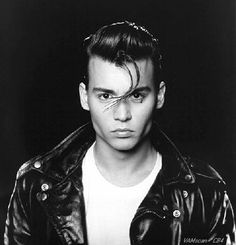 Young Johnny drop - cry baby movie. OMG love him!!