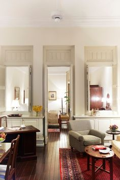 Raffles Singapore   An Oasis in the Garden City for the Luxury Traveller    Sitting Room in Suite www.raffles.com/singapore