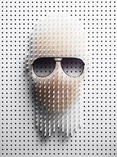 philip Karlberg: arte pin retratos de celebridades para la plaza