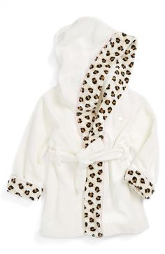 Juicy Couture Bath Robe (Baby Girls) available at #Nordstrom