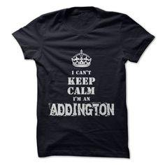 nice Im an ADDINGTON - Cheap price
