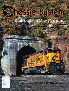 Chessie System Railroads. Has dictated our family for 38 years and counting, but thankful.