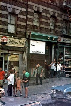 Uptown, New York City, 1970s