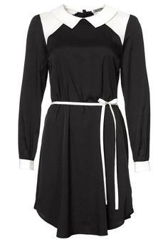 mint Black Dress