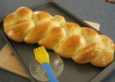 French Bread Braids - This Recipe is a FIVE star recipe! Easy and sooo yummy! Onion Bread, Braided Bread, French Onion, Dry Yeast, Bread Baking, Baking Tips, Baking Ideas, Baking Soda, Meals For One