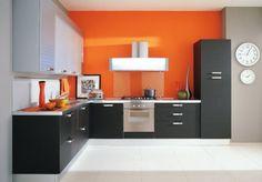 orange kitchen - Google keresés
