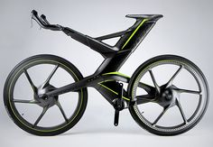 Cannondale's Chainless CERV Concept Bike Transforms as You Ride It! | Inhabitat - Sustainable Design Innovation, Eco Architecture, Green Building