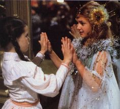 Dorothy & Ozma. Let's just talk about Princess Mombi being the most mother f-ing traumatizing thing that could ever have been stuck into a children's film!!!!