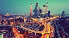 Best of Moscow Aerial FPV flights/ Полеты над Москвой / Part 1