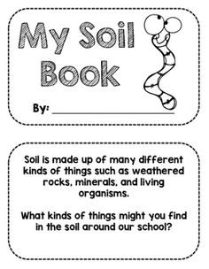 Layers of soil for Different types of soil for kids