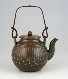 Teapot and Lid Artist/maker unknown, Japanese Late 19th century