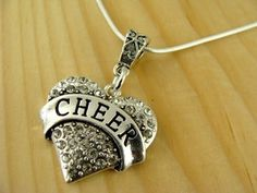 Cute gift idea for anyone that loves Cheerleading. :) @Nicole Merriman Adamson/NDA @Varsity Cheerleading Cheerleading @Donna Linda Cheer