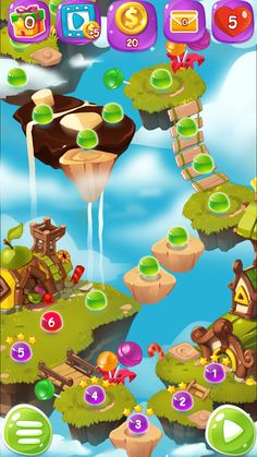 Плоды джем брызг: Candy Match– скриншот