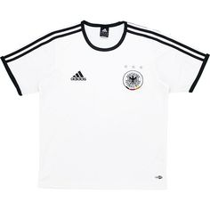 2004-05 Germany Home T-Shirt (Excellent) S - Classic Retro Vintage Football  Shirts 019c62954