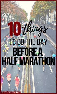 Knowing what to do before a half marathon or marathon is essential for beginners. Try these 10 pre race tips to prepare for your best race ever! #preracetips #marathontips #halfmarathontips Marathon Gear, Half Marathon Tips, Half Marathon Motivation, Losing Weight Tips, Lose Weight, Beginner Half Marathon Training, Long Distance Running Tips, Race Day, Training Tips