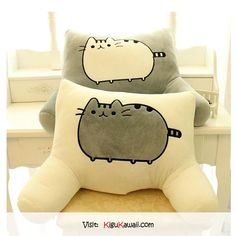 Wholesale cheap pusheen online, unisex - Find best pusheen cat big pillow cushion biscuits cat plush toy doll Of big face cat tail cat doll waist by office waist pillow at discount prices from Chinese stuffed Pusheen Pillow, Cat Pillow, Lumbar Pillow, Cat Kawaii, Kawaii Room, Big Pillows, Cushions On Sofa, Chat Pusheen, Pusheen Stuff