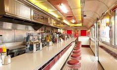 Fat Boys Diner, Trinity Buoy Wharf, London