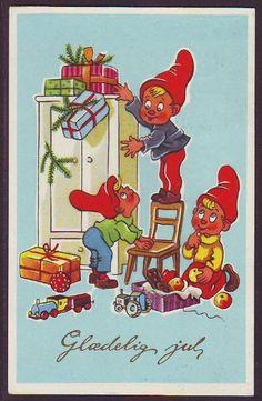Julekort - Frimærkebutikken