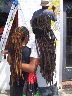 live . laugh . love . locs — maybeicouldbesofly: Never Look Back