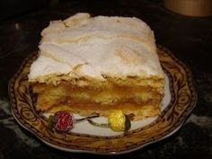 Sweet Memories, Diy Food, Puddings, Apple Pie, Bakery, Food And Drink, Cooking Recipes, Sweets, Desserts