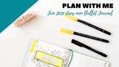 Plan with me #1 : Ju