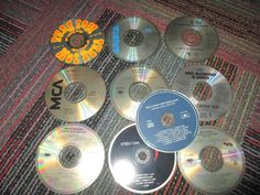 LOT OF 10 80'S CLASSIC ROCK MUSIC CD'S, MOLLY HATCHET,JANIS JOPLIN,NEIL,PAUL+,#8