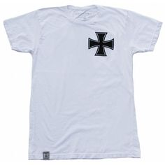 Originally representing Prussia, later Germany and fast forward to the modern culture where the graphically perfect and iconic Iron Cross was brought into popularity in the late 60's early 70's by Big Daddy Ed Roth. Roth was successful in defining the marriage between Southern California Surf Culture with the Custom Car Culture that was booming at the time. Every artisan crafted Irontree Clothing T-Shirt features unique graphic and hand-finished details, using Water Based Inks which produce…