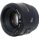 Canon EF 50mm f/1.8 II Camera Lens (Camera)By Canon