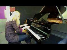 Valentina Lisitsa plays Rachmaninoff Prelude in g minor, Op.23 no.5