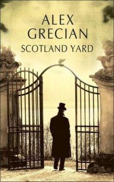 """Alex Grecian, """"Scotland Yard"""", przeł. Andrzej Niewiadomski, Albatros, Warszawa 2014. 495 stron"""