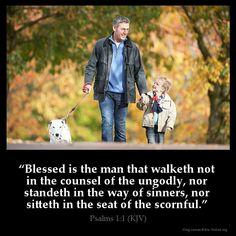 Psalm 1:1 KJB