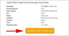 VISA Credit Card Generator, 13% Free Fake VISA CC Numbers that Work Credit Card Hacks, Best Credit Cards, Visa Card Numbers, Mastercard Gift Card, Hidden Agenda, Can, Visa Gift Card, Gift Cards, Gift Card Generator