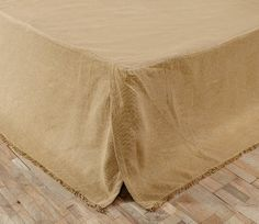 "Burlap Natural Fringed King Bed Skirt 78x80x16"" VHC Brands http://www.amazon.com/dp/B00HSRLXKY/ref=cm_sw_r_pi_dp_W1OXtb1A3CP7GADJ"
