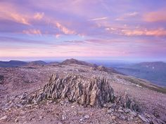 Natural Wonders in UK: Glyder Fawr, Snowdonia