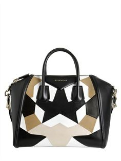 Givenchy MEDIUM ANTIGONA PATCHWORK NAPPA BAG  LUISAVIAROMA.COM.com Prada  Handbags, Luxury 48a382eb4c
